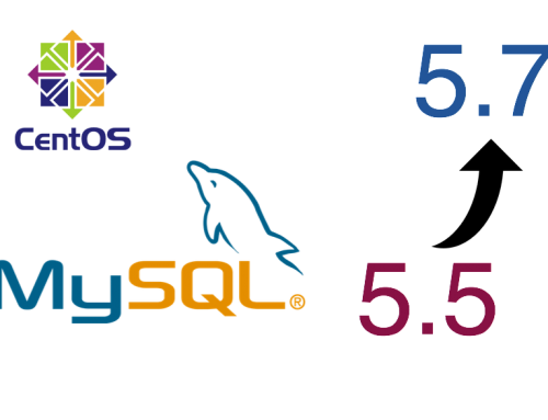 Upgrade MySQL from 5.5 to 5.7 on CentOS