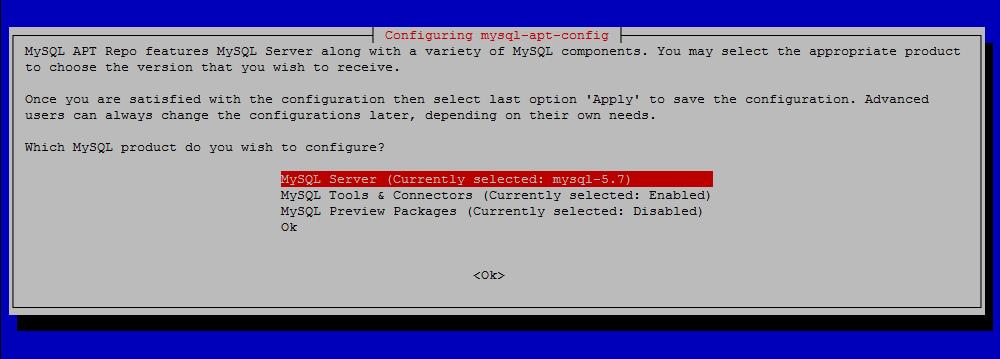 sudo apt-get install mysql-client-core-5.5